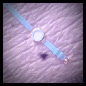 Jewelry - Cute baby blue watch